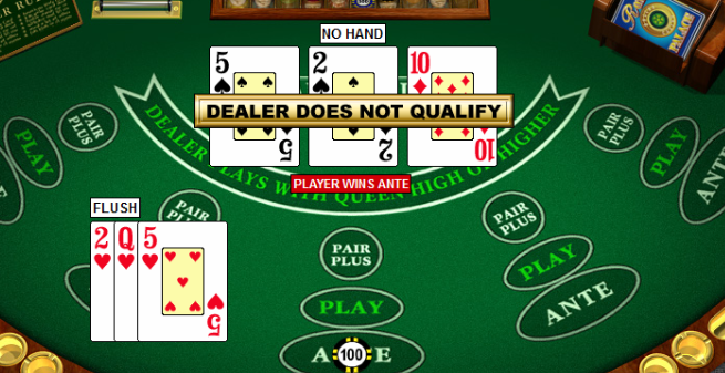 Online Poker Gaming in Public