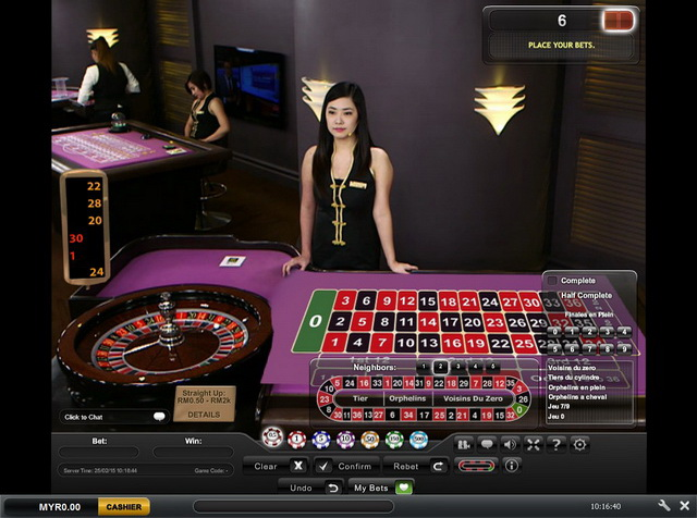 Trumping the Online Casinos at Their Own Game