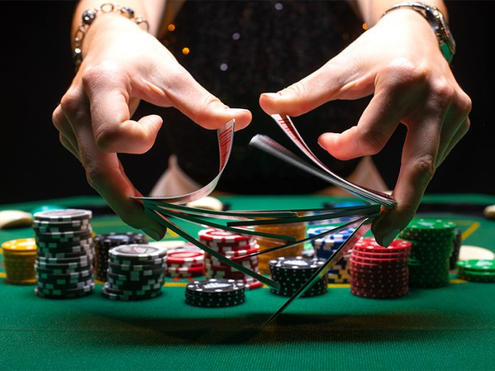The internet casino poker UK websites