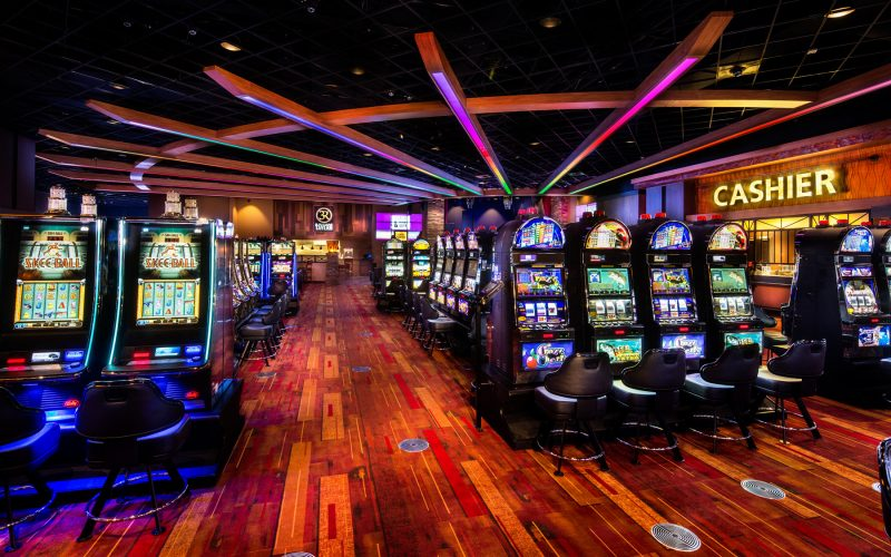 Seven Indicators You Made A Fantastic Effect On Online Gambling