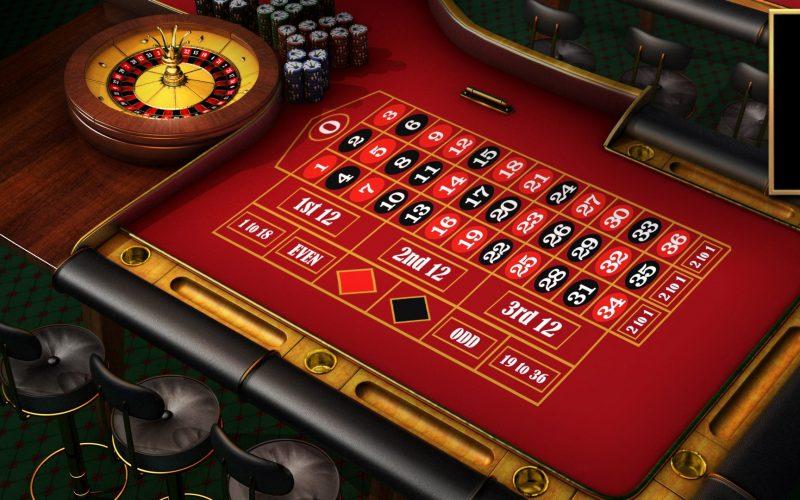 The Anatomy Of Online Casino